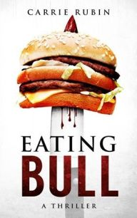 EatingBull Book Cover by Lance Buckley