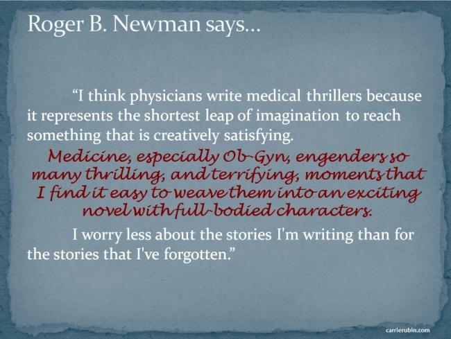 roger b newman